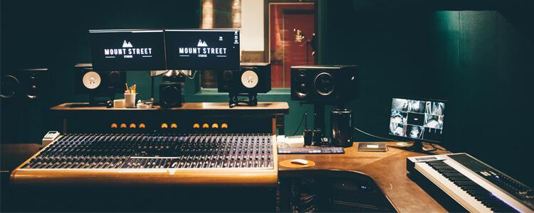 Mount Street Studios - Featured Image