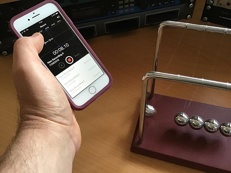 Smartphone Sound Design - Step 2