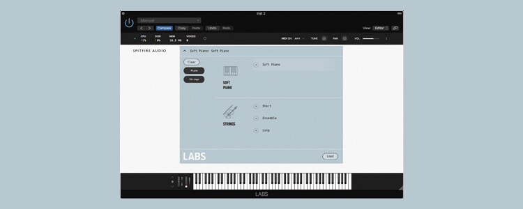 Spitfire Audio LABS Virtual Instrument Review | MusicTech