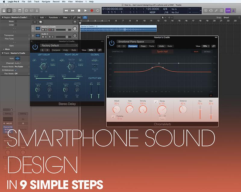 Smartphone Sound Design