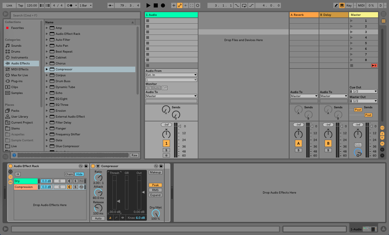 Creative Parallel Processing in Ableton Live - Step 4