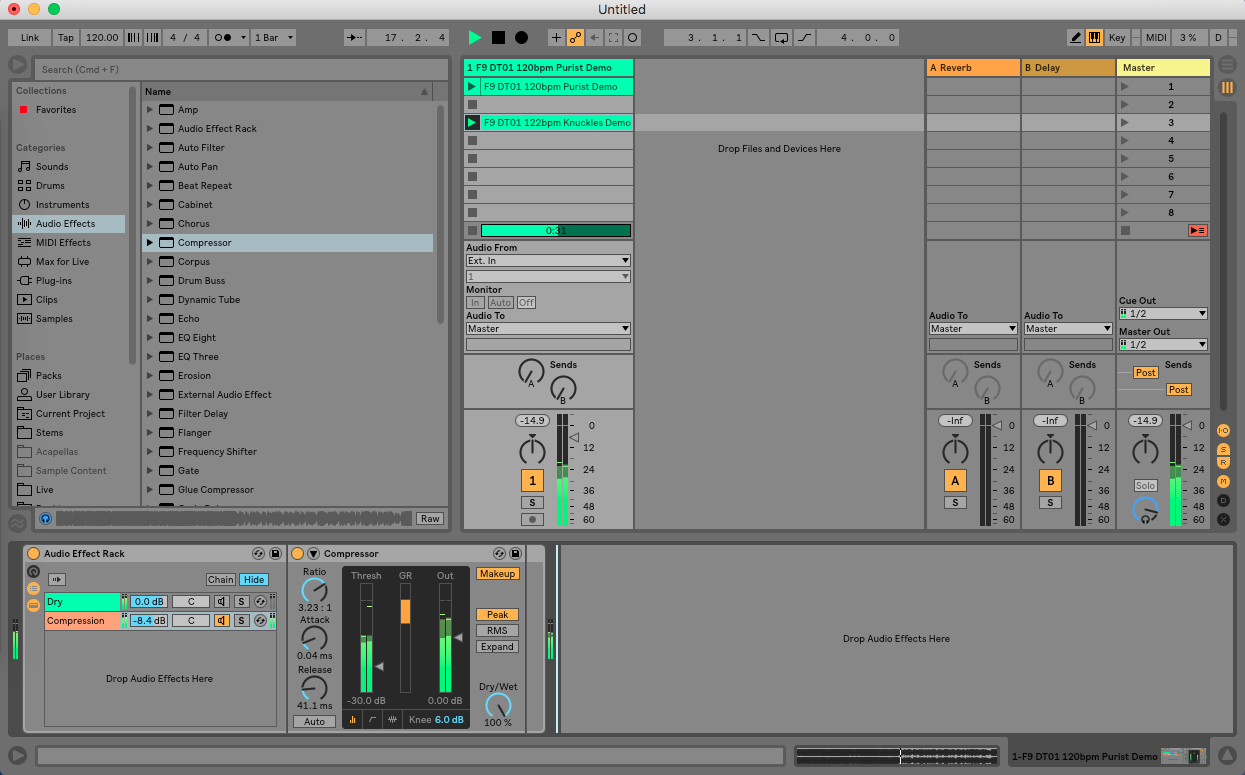 Creative Parallel Processing in Ableton Live - Step 5