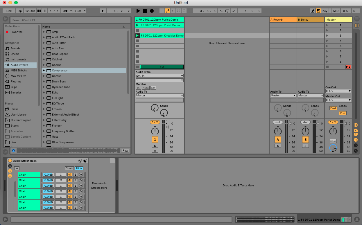 Creative Parallel Processing in Ableton Live - Step 6