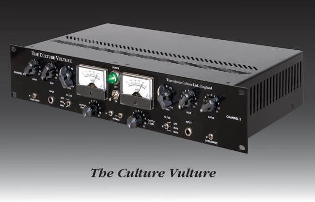 Hardware vs Software: Thermionic Culture Vulture vs Universal Audio Culture Vulture - The Original Culture Vulture