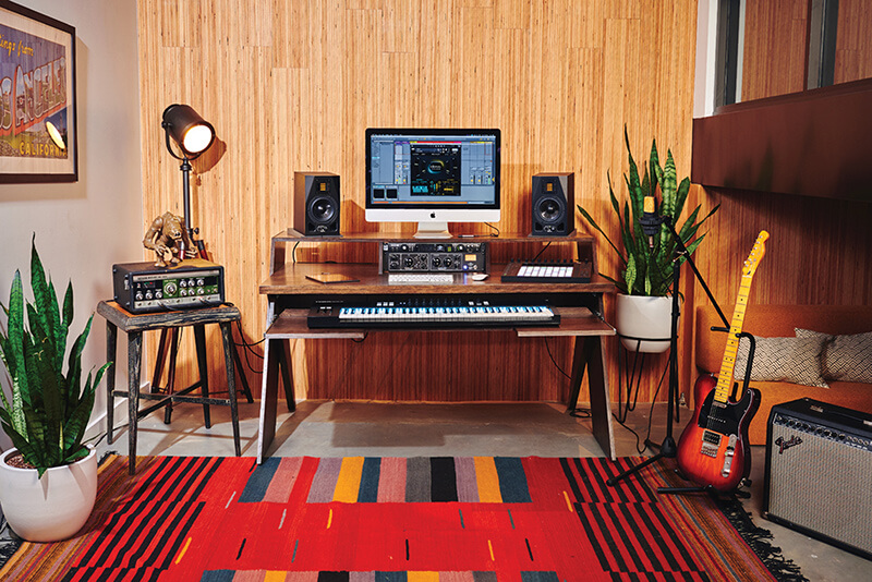 Creating a Bedroom Studio - Consider the furniture