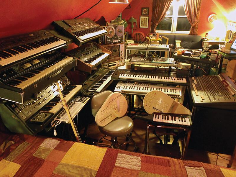 Creating a Bedroom Studio