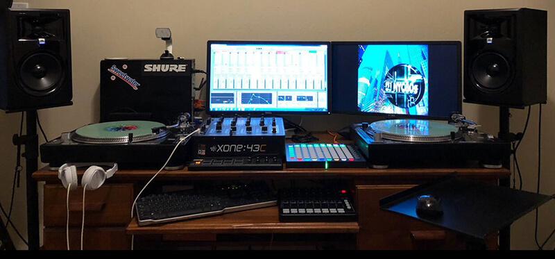 William Rosado (DJ NYC80s) - August's Amazing Reader Studios