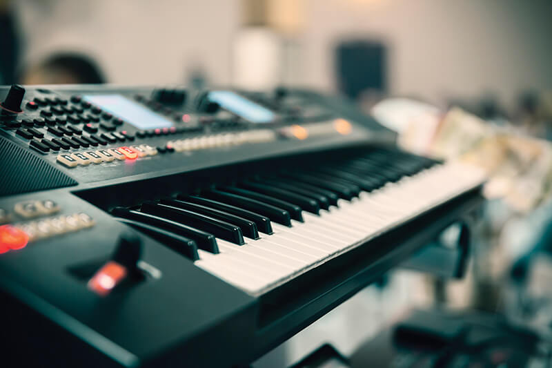 6 Ways To Buy A New Synth - 1. From A Dealer