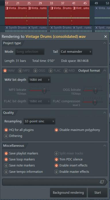 8 CPU Tweaks to Enhance FL Studio 20 - Tip 5. Consolidate