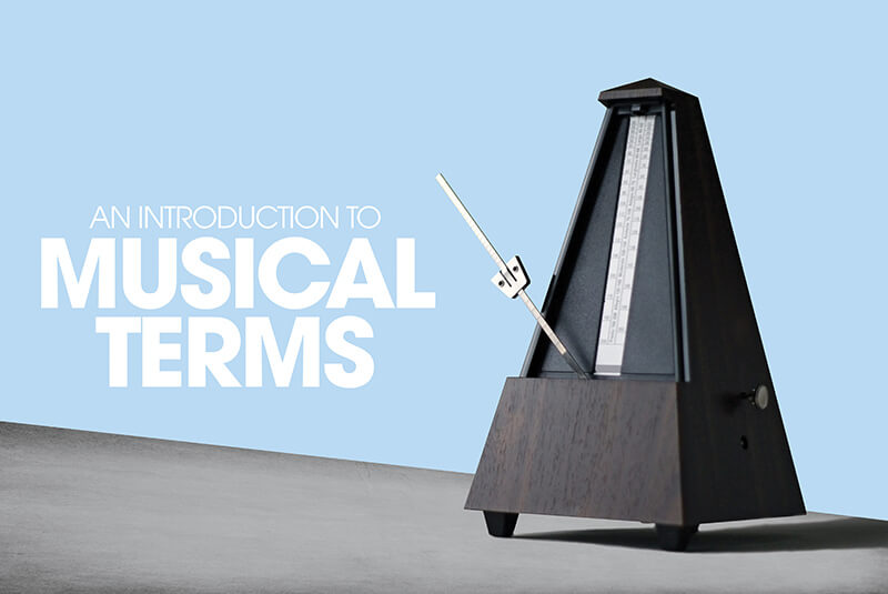 An Introduction to Musical Terms