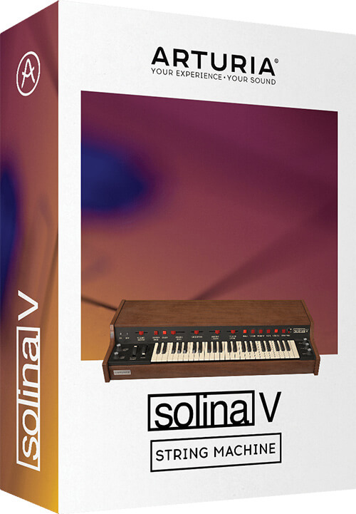 UVI String Machines 2 alternative - Arturia Solina V