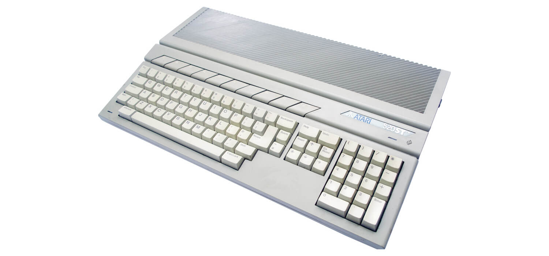 Vintage Rewind: Atari ST Computer