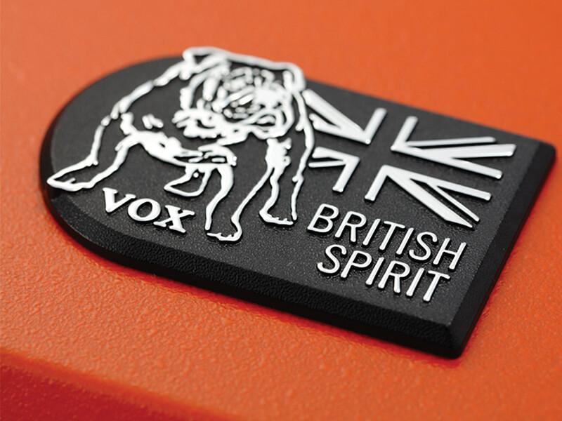 Vox Continental - British Spirit Badge