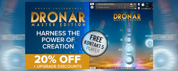 DRONAR Master Edition - Featured Image