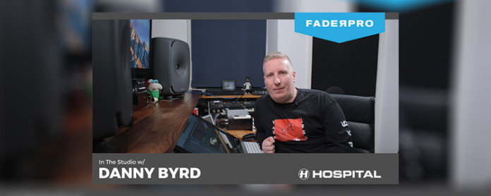 FaderPro In The Studio w/ Danny Byrd - Featured Image