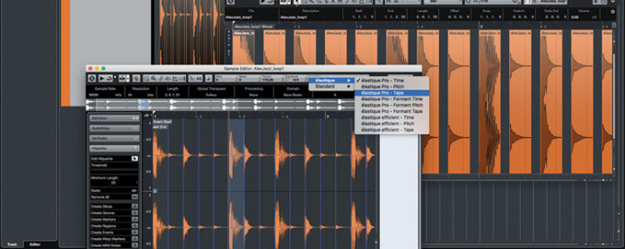 Exploring Time and Pitch in Cubase 9.5 - Featured Image