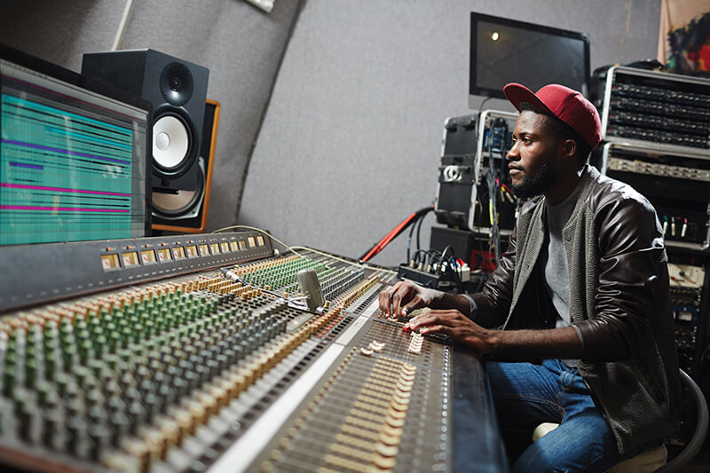 10 Tips for Going Pro with your Music - Tip 2. Be A Jack of all Trades