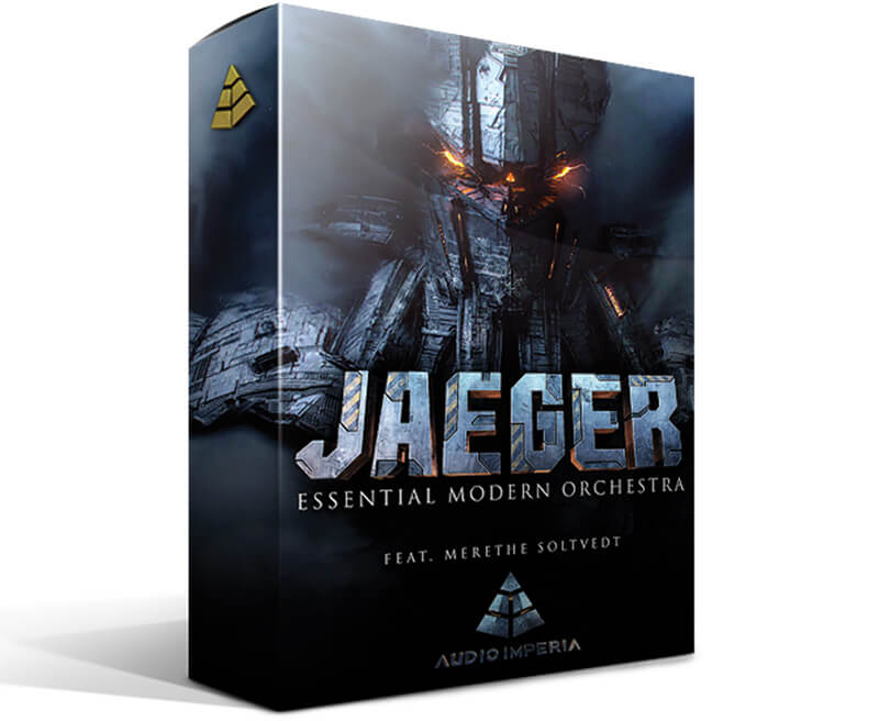 Jaeger Essential Modern Orchestra Box Shot