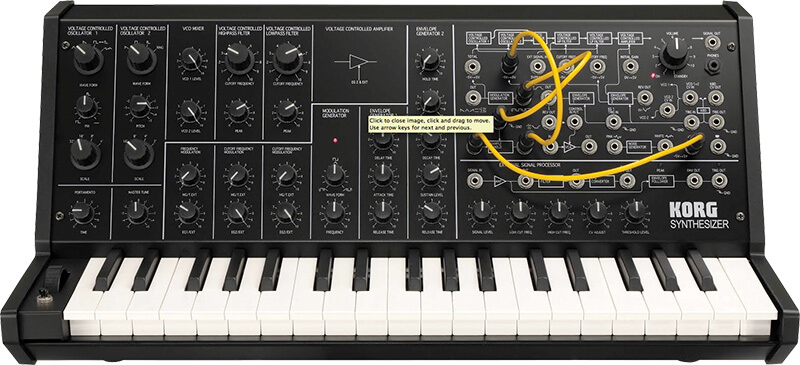 10 Synths That Made Synth Pop - Korg MS-20
