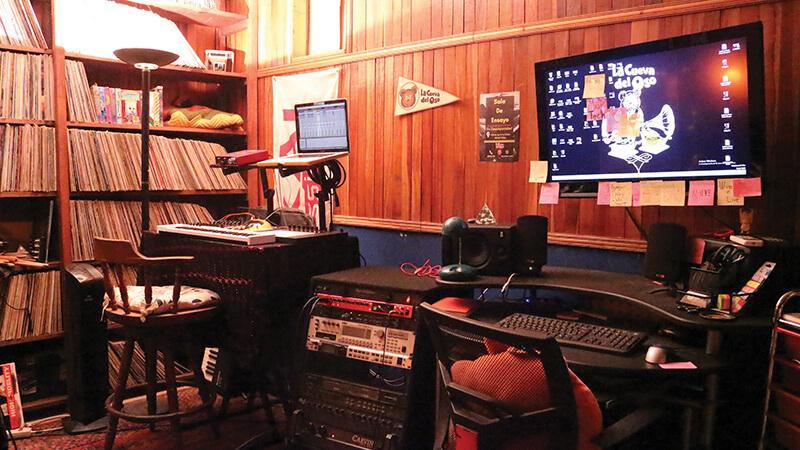 La Cueva del Oso Studio