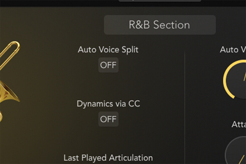 Studio Horns in Logic Pro X - Step 2