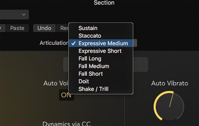 Studio Horns in Logic Pro X - Step 4