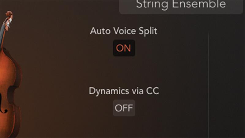Mastering the new Studio Strings In Logic Pro X - Step 5