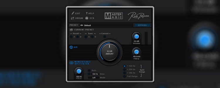 Rob Papen releases MasterMagic - Featured Image