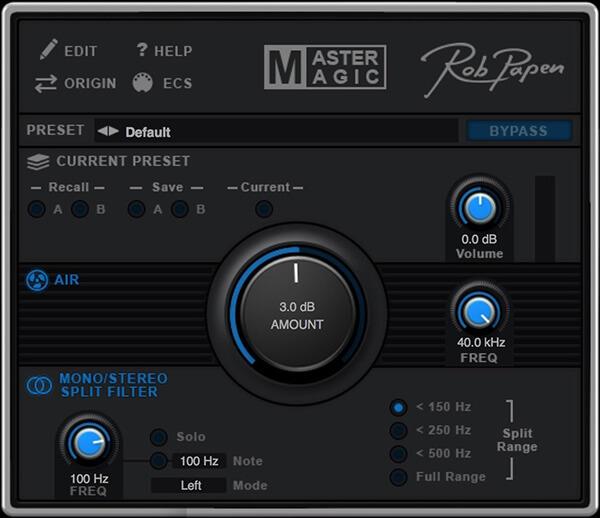 Rob Papen releases MasterMagic