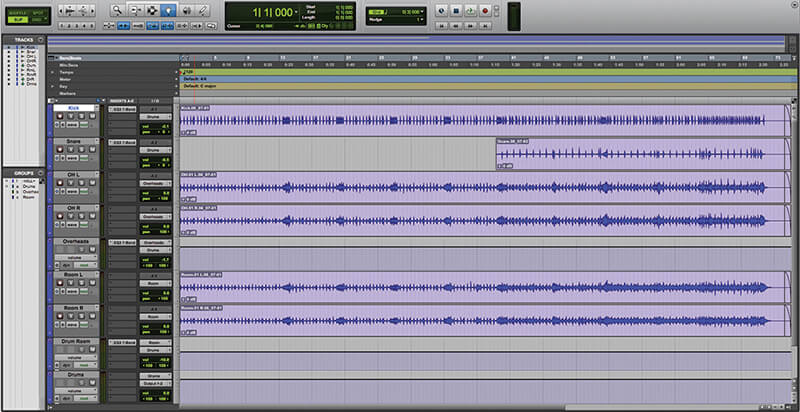 Pro Series Plug-ins in Pro Tools - Step 1