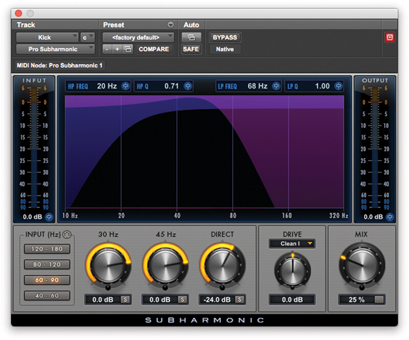 Pro Series Plug-ins in Pro Tools - Step 11