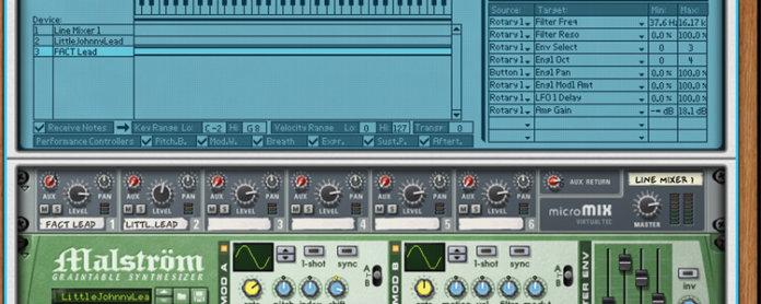 Sound Design in Reason 10 - Featured Image
