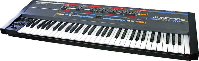 10 Synths That Made Synth Pop - Roland Juno 106
