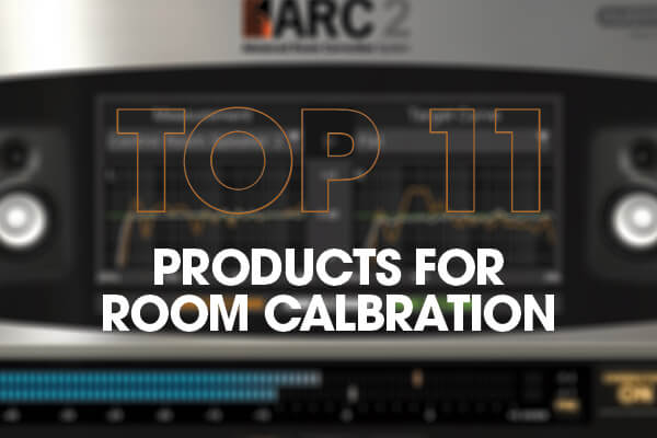 Top 11 Products for Room Calibration