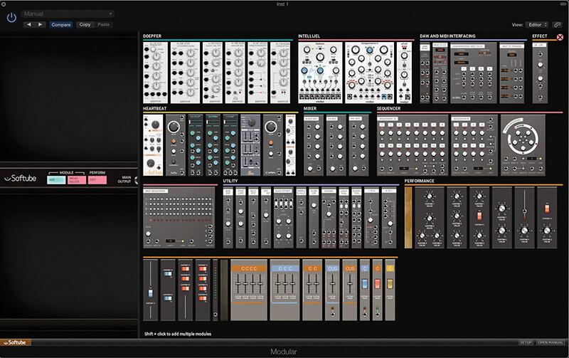Top 5 Software Instruments for Sound Design - Softube Modular