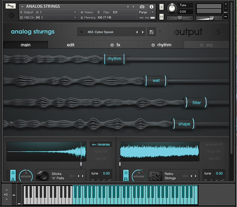 The Creative Guide to Sound Design - Tutorial 2 Step 1
