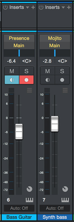 How to mix your Track in Studio One 4 - Step 4