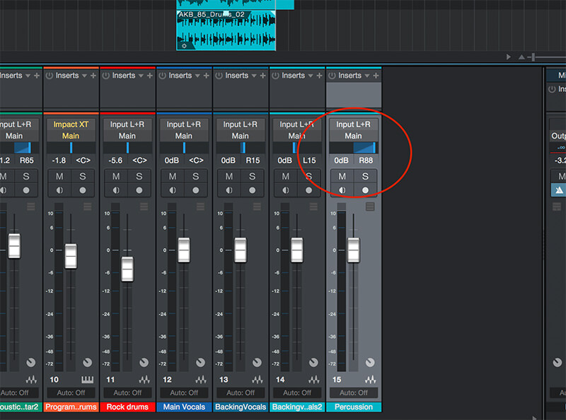 How to mix your Track in Studio One 4 - Step 8