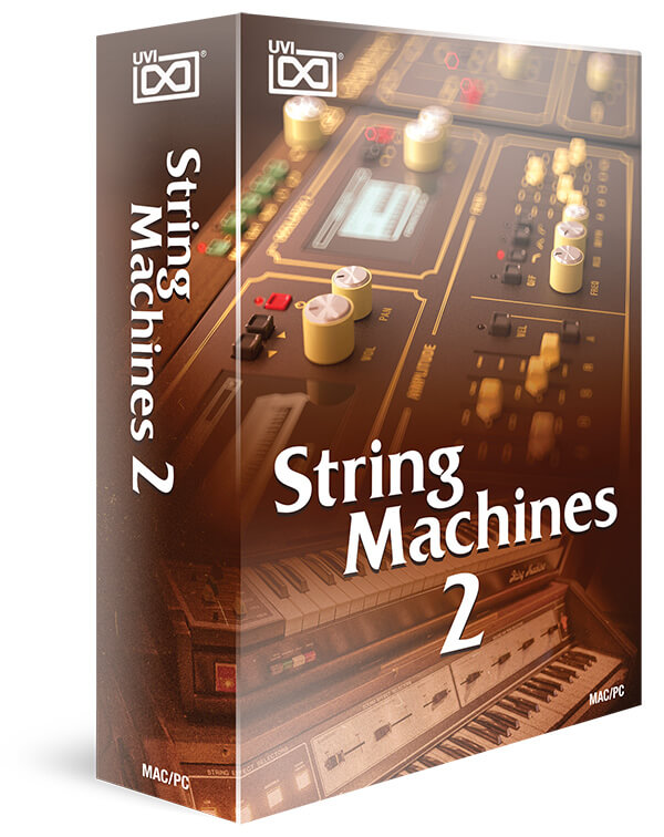 UVI String Machines 2 Box