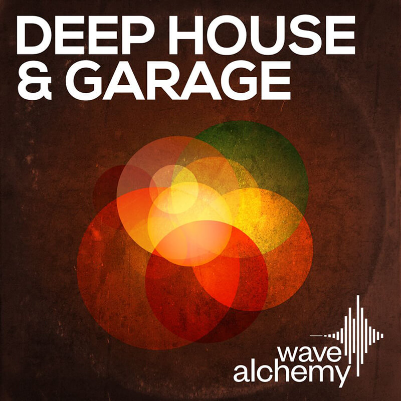 6 of the Best House Music Samples - Wave Alchemy Deep House & Garage