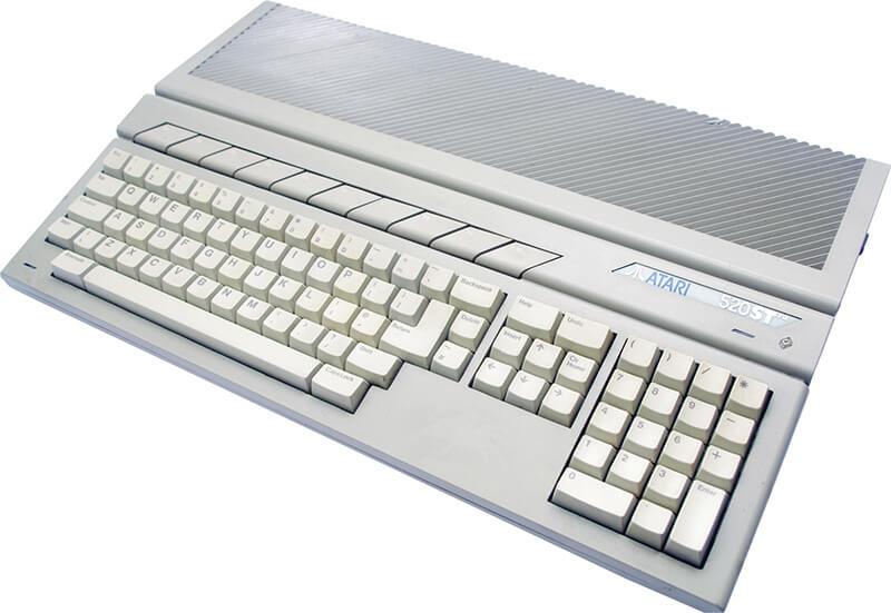 Atari ST Computer - Atari 520 ST