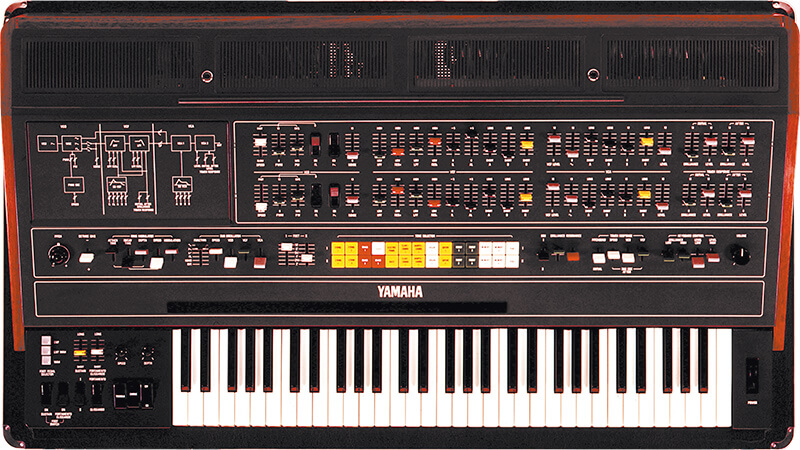 10 Synths That Made Synth Pop - Yamaha CS80