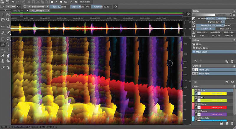 Top 5 Software FX for Sound Design - Spectralayers Pro 5