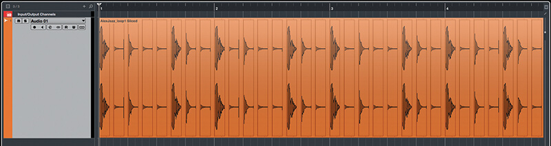 Exploring Time and Pitch in Cubase 9.5 - Step 10