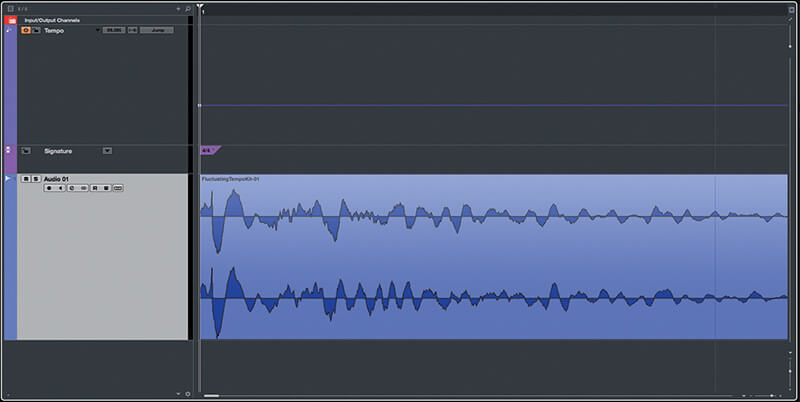 Exploring Time and Pitch in Cubase 9.5 - Step 14