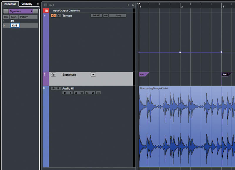 Exploring Time and Pitch in Cubase 9.5 - Step 17