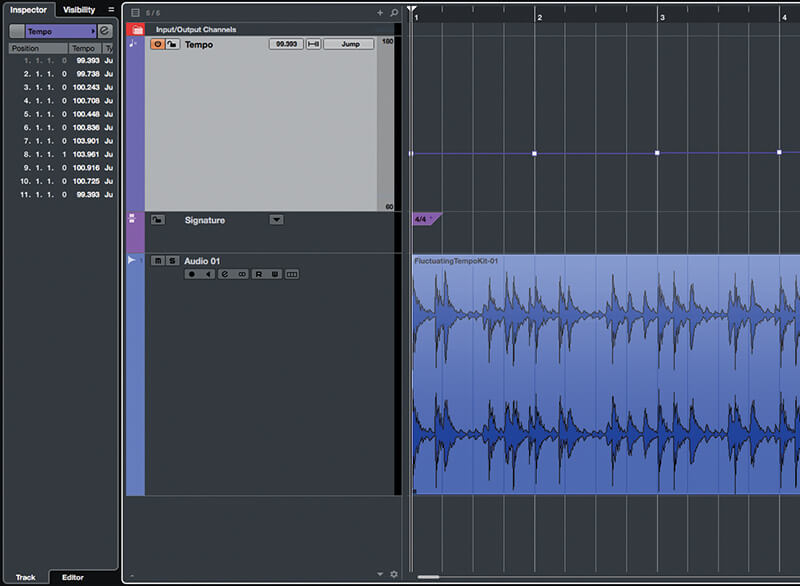 Exploring Time and Pitch in Cubase 9.5 - Step 18