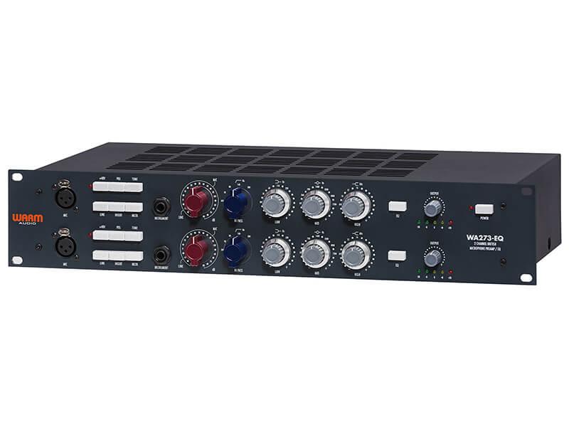 Warm Audio WA-412 alternative - Warm Audio WA273-EQ