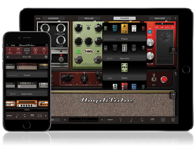 IK Multimedia's AmpliTube