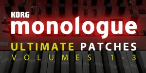 Ultimate Patches Korg Monologue
